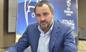 Павелко: Із збірною України потрібно рахуватися