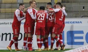 Фрайбург - Боруссія 2:1. Огляд матчу