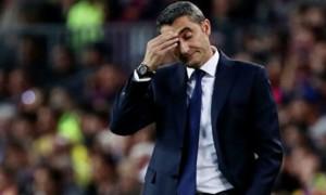 Вальверде: Барселона не заслуговувала на перемогу