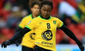 Футболістку збірної Ямайки зарізали у бійці