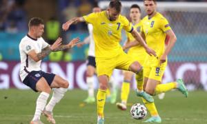 Англія розгромила Україну у чвертьфіналі Євро-2020