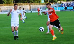 Динамо - Торпедо 2:0. Огляд матчу