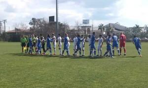 Балкани програли білоруському клубу у контрольному матчі