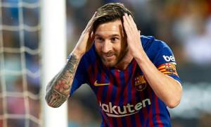 Тренер Барселони: Мессі продовжує дивувати