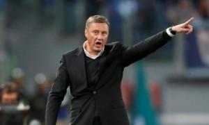 Хацкевич: Офіційні матчі покажуть справжню силу Брюгге