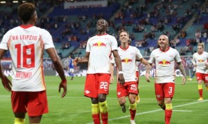 РБ Лейпциг знищив Шальке у 3 турі Бундесліги