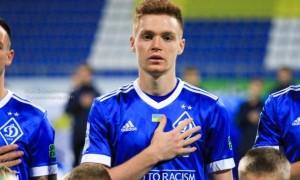 Лідер Динамо забив ювілейний гол