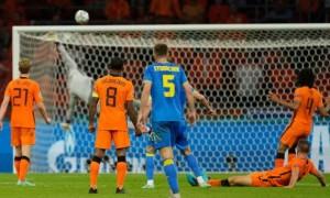 Ярмоленко забив неймовірний гол у ворота Нідерландів