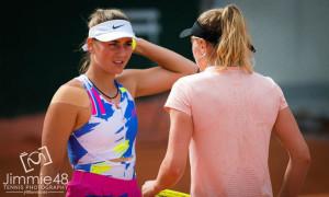 Костюк з перемоги стартувала на парному турнірі WTA у Мельбурні