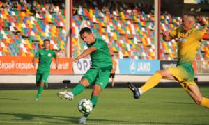 Нива - Полісся 1:0. Огляд матчу