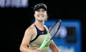 Світоліна перемогла Гофф у другому колі Australian Open
