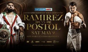 Стала відома дата бою Постол – Рамірес