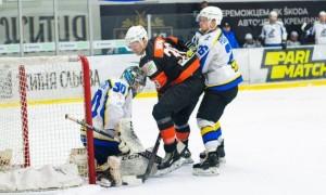 Кременчук переміг в овертаймі Дніпро, Білий Барс розгромив Динамо у регулярному чемпіонаті УХЛ