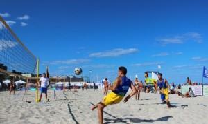 В Одесі відомі футболісти зіграють у фіналі чемпіонату України з футволею