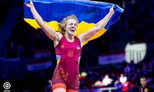 Черкасова здобула перше в кар'єрі золото Чемпіонату Європи