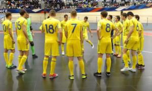 Збірна України розгромила Хорватію в контрольному матчі