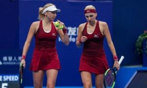 Сестри Кіченок програли на старті турніру у Санкт-Петербурзі