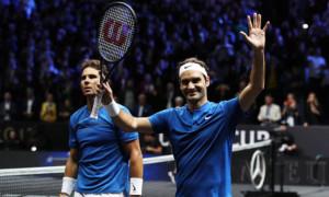 Федерер зіграє з Надалем вперше за 8 років на Ролан Гаррос