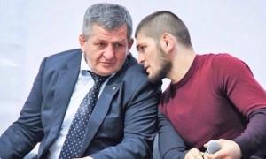 Батько Нурмагомедова потрапив до лікарні