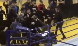 Турнір ММА у Казахстані завершився різаниною