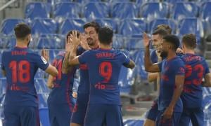 Реал Сосьєдад - Атлетіко 0:2. Огляд матчу