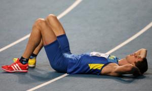 Бондаренко: Вирішив не стрибати, вже коли був у секторі