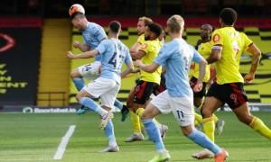 Вотфорд - Манчестер Сіті 0:4. Огляд матчу