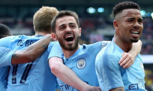 Манчестер Сіті із Зінченком виграв Кубок Англії