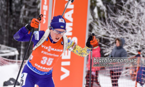 Вірер тріумфувала в мас-старті чемпіонату світу, Меркушина — 25
