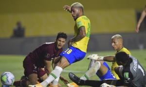 Бразилія – Венесуела 1:0. Огляд матчу