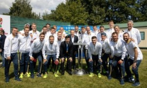 Зеленський нагородив футболістів U-20, які виграли чемпіонат світу