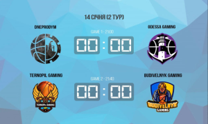 Dneprodym зіграє з Odessa Gaming, Ternopil зустрінеться з Budivelnyk у матчах чемпіонату України
