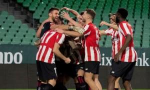 Атлетік вийшов у півфінал Кубка Іспанії