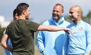 Алонсо може стати тренером Манчестер Сіті