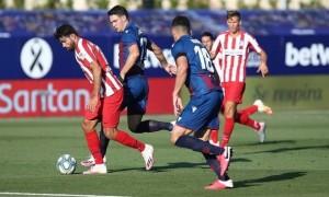 Леванте - Атлетіко 0:1. Огляд матчу