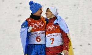 Абраменко відреагував на скандальну фотографію з російським спортсменом