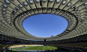 На матч Україна – Німеччина продали усі квитки