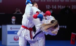 Терлюга здобула бронзу на турнірі у Туреччині