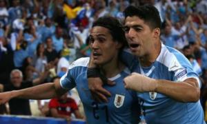Уругвай та Чилі вийшли до чвертьфіналу Копа Америки