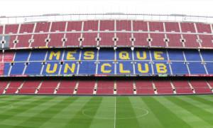 Барселона завершить сезон на Камп Ноу