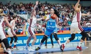 Київ-Баскет підписав досвідчену українську центрову