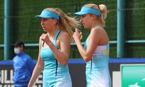 Сестри Кіченок виграли парний матч на Кубку Біллі Джин Кінг