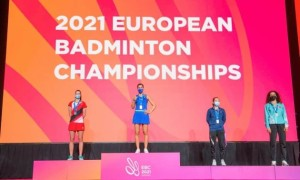 Марін переграла Крістоферсен у фіналі чемпіонату Європи