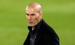Реал оголосив про відхід Зідана