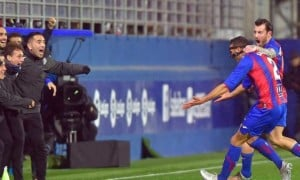 Ейбар несподівано обіграв Атлетіко у 20 турі Ла-Ліги