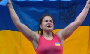 Бережна принесла збірній України четверте золото чемпіонату Європи