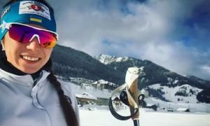 Кручова: Спортивну кар'єру не закінчую