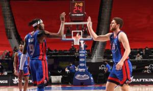 Детройт із 18 очками Михайлюка здобув перемогу в НБА