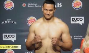 Новозеландський боксер кинув виклик Джошуа