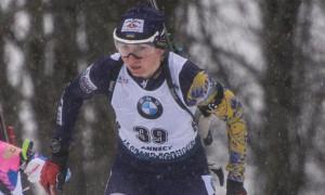 Підгрушна виграла коротку індивідуальну гонку на Кубку Австрії